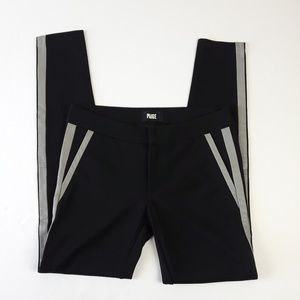 Paige 'Lucia' Tuxedo Stripe Skinny Pants